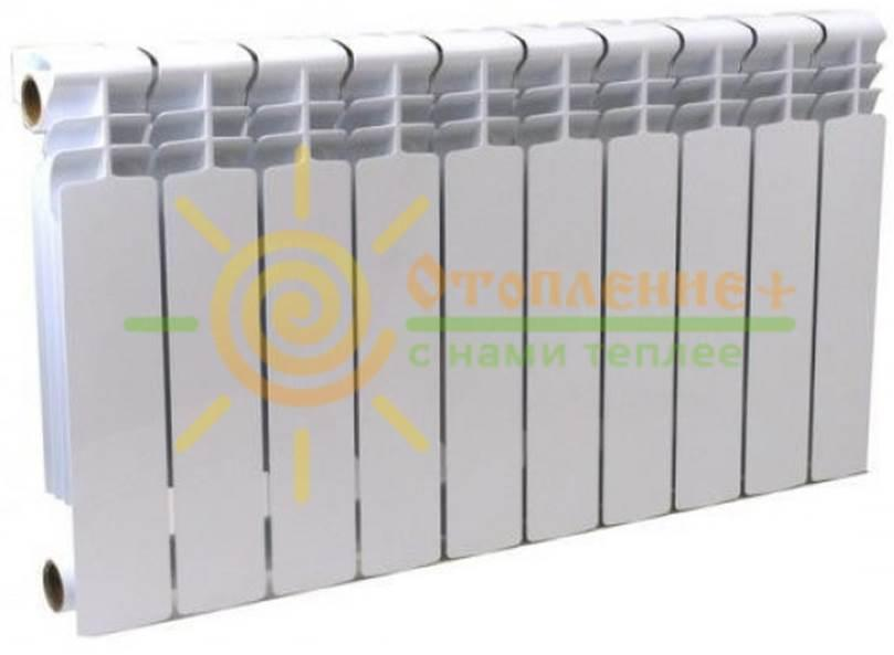 Биметаллический радиатор Bitherm 350х80