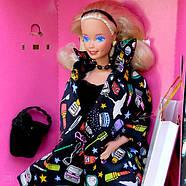 Коллекционная кукла Барби Bloomingdale's Limited Edition - Savvy Shopper Barbie (1994) , фото 4