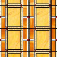Самоклейка, d-c-fix, 45 cm, витраж, прямоугольники, Пленка самоклеящаяся, цветная, Arts and Crafts