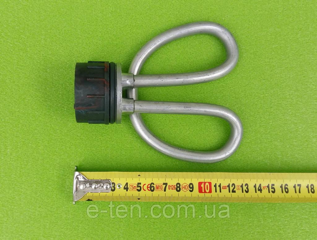 """Тэн """" бабочка """" алюминиевый 1,25кВт 220В на резьбе (с пластиковой крышкой) для молдавских электрочайников"""