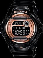 Женские часы Casio BG169G-1 Baby G Касио противоударные японские кварцевые, фото 1