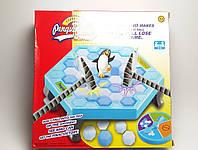 Детская игра Не урони пингвина