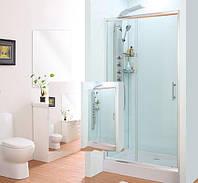 Душевая дверь SunStar SS-506 140x180 стекло прозрачное