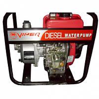 Мотопомпа дизельная Viper 2DP-1