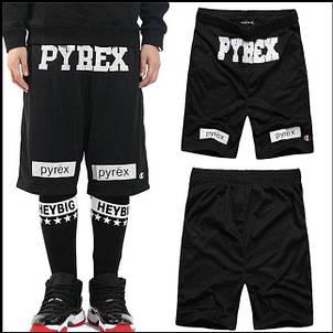 Уличные баскетбольные шорты в сетку Pyrex, фото 2