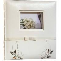 Свадебный фотоальбом evg 50sheet s29x32 amori самоклеющиеся листы