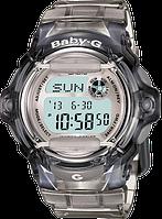 Женские часы Casio BG169R-8 Baby-G Касио противоударные японские кварцевые, фото 1