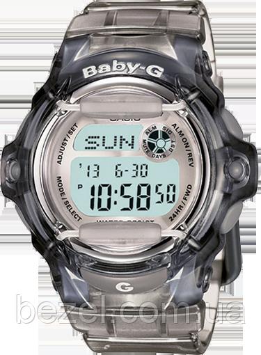 Женские часы Casio BG169R-8 Baby-G Касио противоударные японские кварцевые