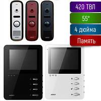 Комплект видеодомофона с памятью Arny AVD-410M+AVP-NG110