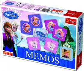Настольная игра Trefl Мемо Холодное сердце TFL-01209