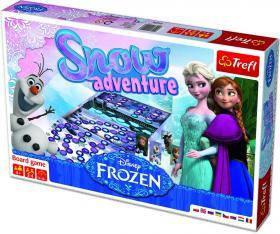 Настольная игра Trefl Снежное приключение TFL-01292