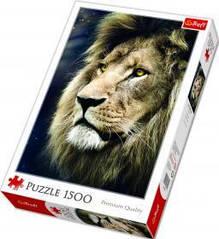 Пазл Trefl Портрет льва, 1500 элементов TFL-26139