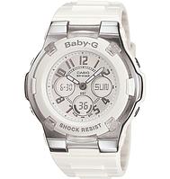 Женские часы Casio BGA110-7B  Касио противоударные японские кварцевые