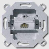 Розетка компьютерная (RJ-45) Jung UAE 8 UPOK6 механизм