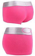 Calvin Klein steel silver Modal woman белье M L XL шорты розовые 11 цветов