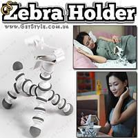 """Подставка-держатель для телефона - """"Zebra Holder"""""""