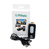 Беспроводной HDMI адаптер PTVdisplay DA02 Airplay WiFi Miracast TV
