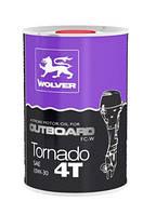 Wolver Tornado 4T Outboard 10W-30 -