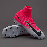 Бутсы Nike Mercurial Superfly Kids V FG 831943-601  (Оригинал)