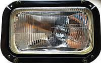 Фара головного освещения левая с корректором 12V (613 EI,613 EII,613 EIII) TATA MOTORS