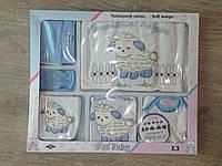 Детский подарочный набор на выписку для мальчика Турция оптом