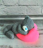 Мыло Мишка на сердце