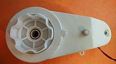 Редуктор с мотором для детского электромобиля 12 Вольт, 15500 об/мин