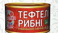 """Тефтели в томатном соусе ТМ """"Канапка"""" 240г №5"""