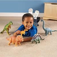 """Набор  больших животных """"Динозавры"""" от Learning Resources"""