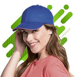 Бейсболки SOL'S BUFFALO с вашим логотипом, на металлической застежке, 15 цветов, Франция, код 88100