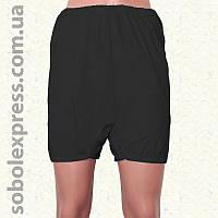 Панталоны женские летние короткие черные