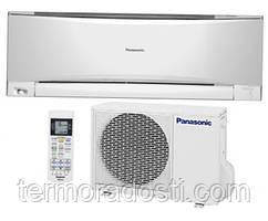 Кондиционер Panasonic (35 м2) CS/CU-E12RKD (Deluxe 2015-2016) инверторный