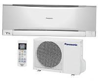 Кондиционер Panasonic (50 м2) CS/CU-E18RKD (Deluxe 2015-2016) инверторный