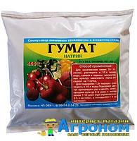Удобрение Гумат Натрия, 0,4 кг