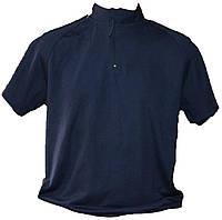 CoolMax футболка полиции, темно-синяя (воронье крыло). НОВОЕ. Великобритания, оригинал.
