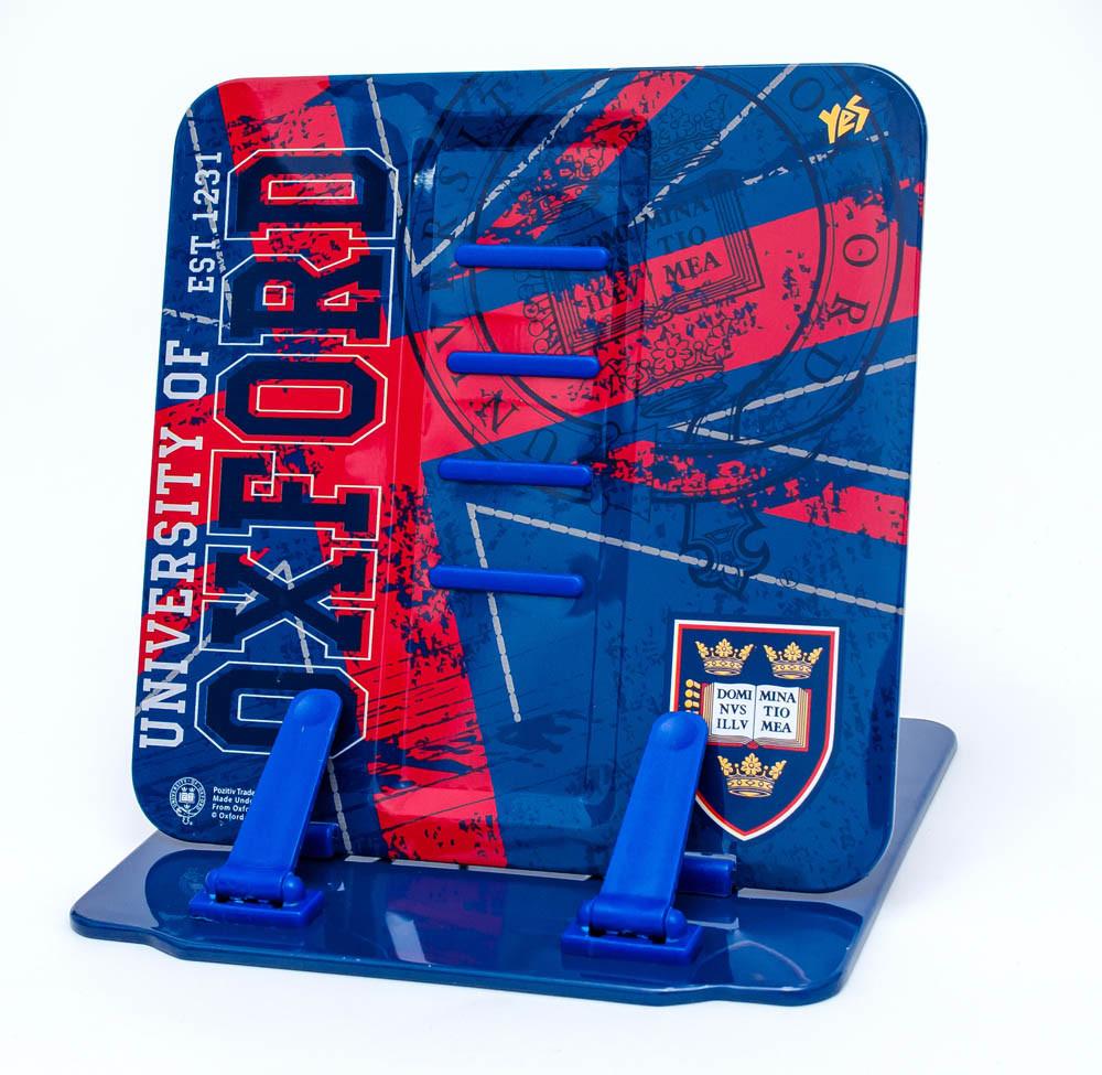 """Подставка для книг цветная металлическая """"Oxford"""""""