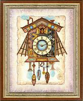 Набор для частичной вышивки крестом Интрига времени