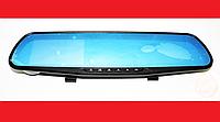 Зеркало с видео регистратором DVR 138 Full HD с камерой заднего вида