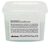MINU Кондицiонер для захисту кольору фарбованного волосся 250мл