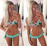 Женский стильный купальник (5 цветов), фото 4