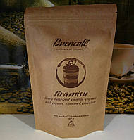 Кофе растворимый ароматизированный Buencafe Tiramisu (тирамису)  100% Колумбийская арабика сублимированный