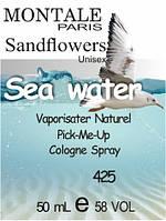 Масляные духи версия аромата Sandflowers Montale для мужчин и женщин 50 мл