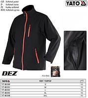 Куртка рабочая утепленная DEZ размер S YT-80390