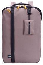 Качественный туристический рюкзак 20 л.TAGO TRAVEL/Black, Lojel TAGO TRAVEL/Taupe Grey, серый