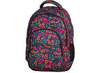 Coolpack Рюкзак подростковый Basic чорный/узор
