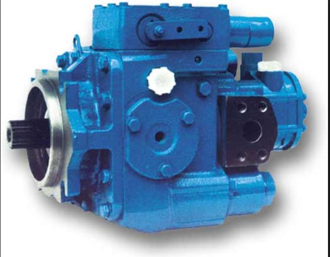 Насос для экскаватора UDS-114, UDS-110