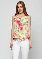 8130 Блуза женская желтая: imprezz.com.ua