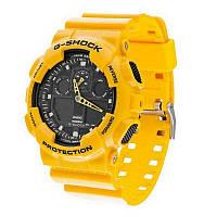 Оригинальные наручные часы CASIO G-SHOCK GA-100A-9AER
