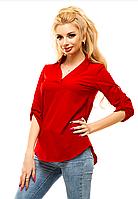 Блуза летняя 2017 3 цвета