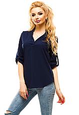 Блуза летняя размеры 40-48, фото 3